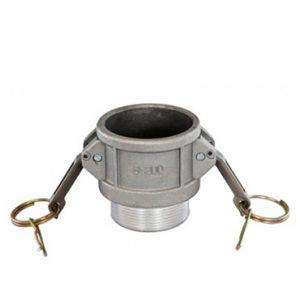 Camlock Тип - B - Неръждаема стомана