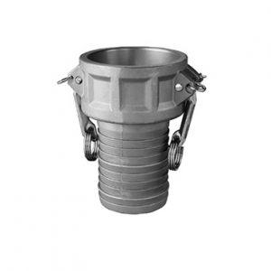 Camlock Тип - C - Неръждаема стомана