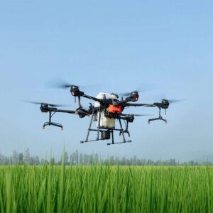 Аграрен дрон за пръскане AGRAS T20