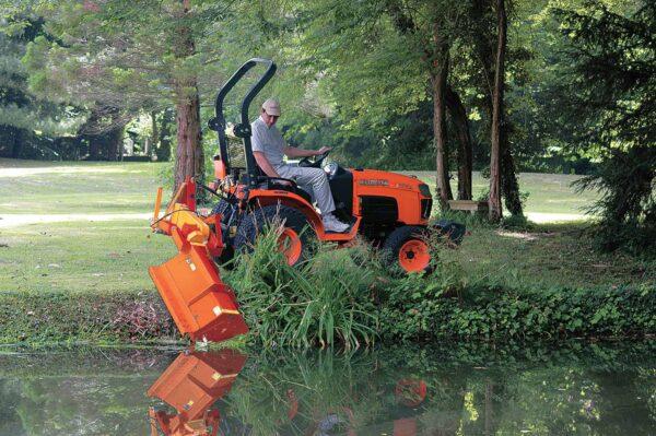 Компактни трактори B2 (20-31к.с.)