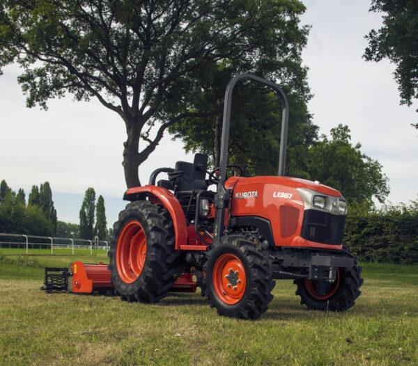 Компактни трактори L1 (38-50к.с.)