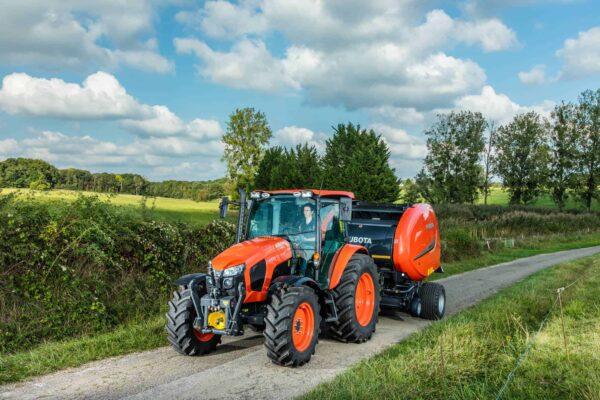 Трактори серия M5 (95-113 к.с.)