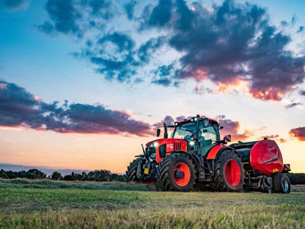 Трактори серия М7 (130-170к.с.)