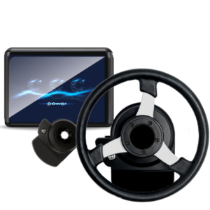 CCC power 10″ навигационна система с волан